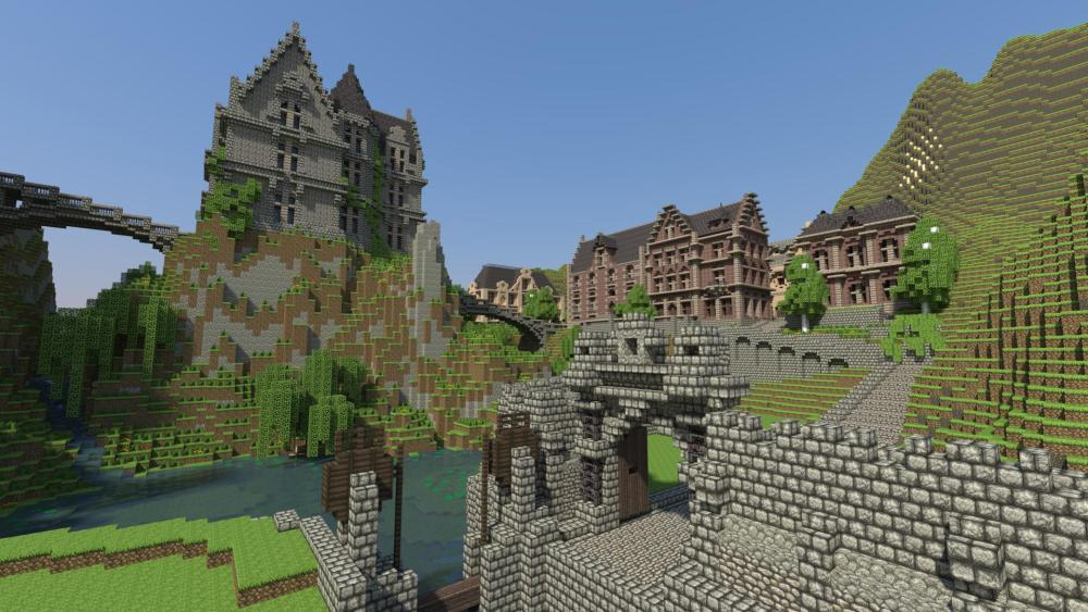 Minecraft (2/3)