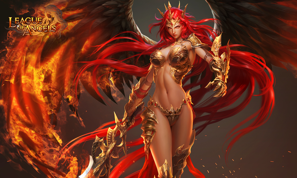 League of Angels (1/3)