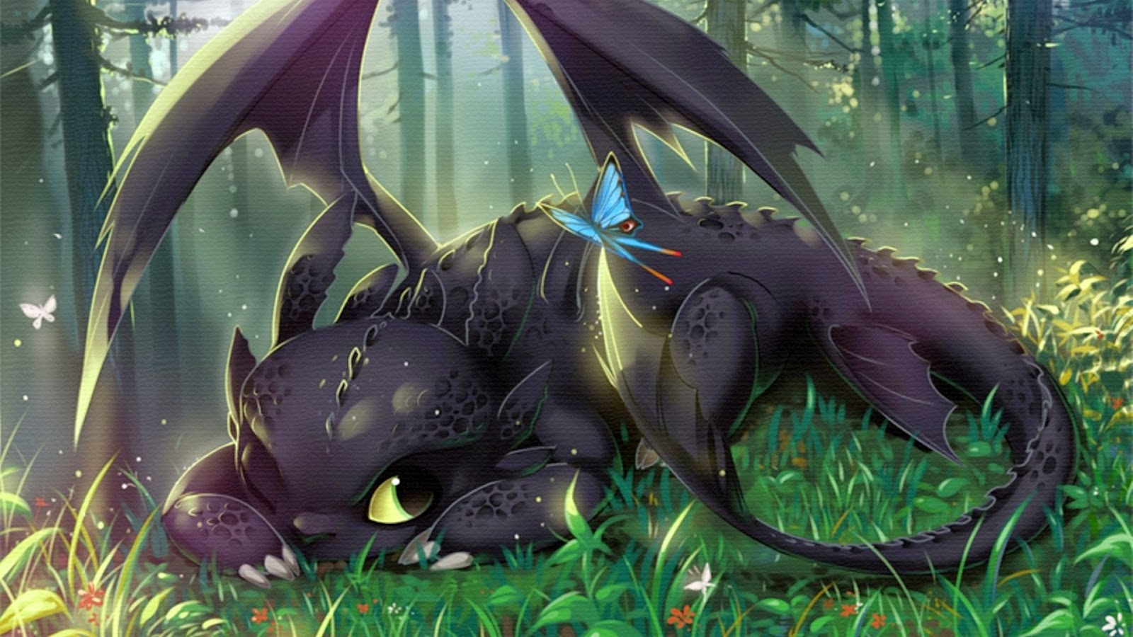 how to train your dragon - photo #37